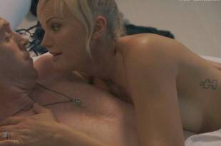 malin akerman topless flash in bed in billions 3999 6