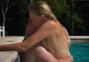 malin akerman topless pool sex scene in billions 8491 14