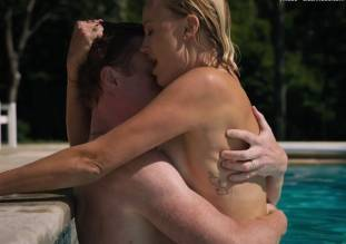 malin akerman topless pool sex scene in billions 8491 15