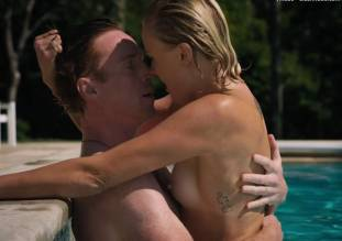 malin akerman topless pool sex scene in billions 8491 16