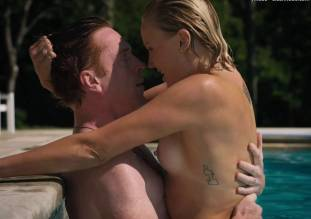 malin akerman topless pool sex scene in billions 8491 18