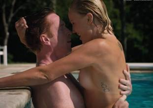 malin akerman topless pool sex scene in billions 8491 19