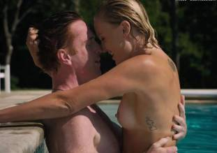 malin akerman topless pool sex scene in billions 8491 21