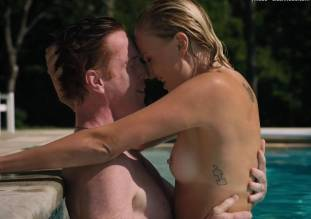 malin akerman topless pool sex scene in billions 8491 22
