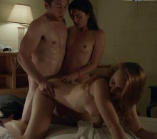 maria breese jocelin albor nude foursome on shameless 4622 14