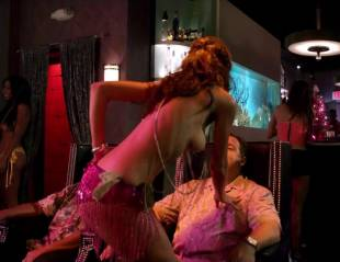 maria zyrianova topless for a dance on dexter 7602 25