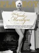 marilyn monroe nude in playboy tribute issue 6370 1