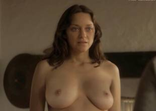 marion cotillard nude full frontal in ismael ghosts 0569 16