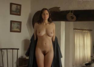 marion cotillard nude full frontal in ismael ghosts 0569 3