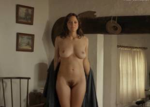 marion cotillard nude full frontal in ismael ghosts 0569 4
