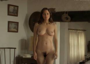marion cotillard nude full frontal in ismael ghosts 0569 8