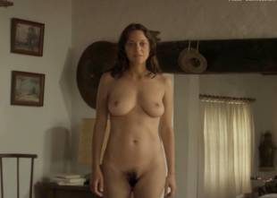 marion cotillard nude full frontal in ismael ghosts 0569 9