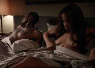 megalyn echikunwoke nude in bed with don cheadle 8756 13