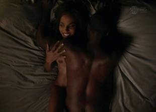 megalyn echikunwoke nude in bed with don cheadle 8756 7