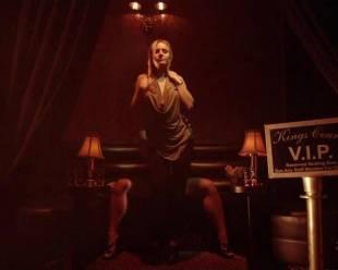 megalyn echikunwoke topless as stripper on house of lies 5537 13