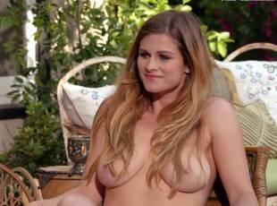 meghan falcone topless breasts unleashed on californication 8259 12