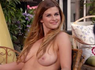 meghan falcone topless breasts unleashed on californication 8259 13