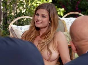 meghan falcone topless breasts unleashed on californication 8259 16