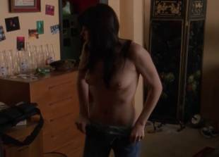 michelle borth topless to wear jeans on tell me you love me 7895 6