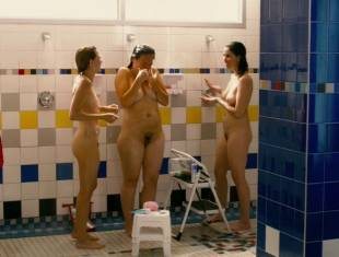 michelle williams jennifer podemski sarah silverman nude shower 8613 1