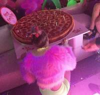miley cyrus topless to celebrate her birthday at nightclub 1440 4