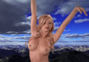 mindy robinson topless in bikini model academy 2513 30