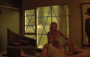 mircea monroe topless in bed from magic mike 6780 13
