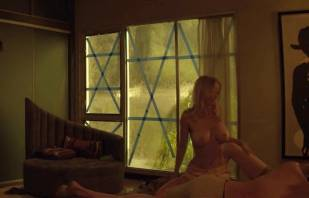 mircea monroe topless in bed from magic mike 6780 14