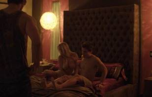 mircea monroe topless in bed from magic mike 6780 2