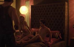 mircea monroe topless in bed from magic mike 6780 3