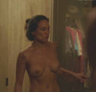 nadine nicole nude after shower in casual 3787 5