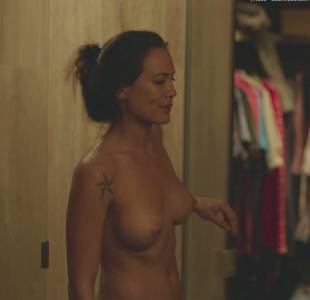 nadine nicole nude after shower in casual 3787 7