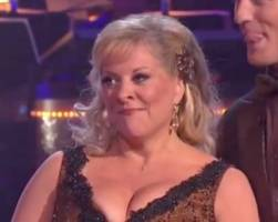 nancy grace nipple pops out on dancing with stars 0255 4