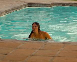natalie becker topless out of pool in strike back 1748 1