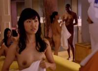 natalie kim nude at spa with girlfriends not so boring 0340 12