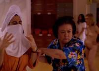 natalie kim nude at spa with girlfriends not so boring 0340 14