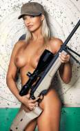 natalija hudobconoka nude for gun lovers everywhere 6564 3