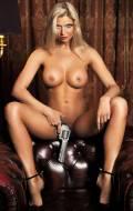 natalija hudobconoka nude for gun lovers everywhere 6564 8
