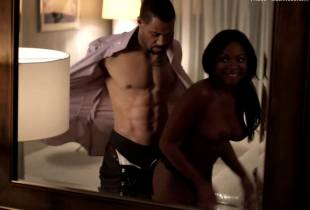 naturi naughton nude for doggy style on power 4300 6