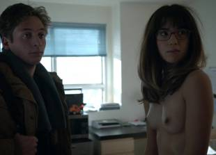 nichole bloom topless before class on shameless 5940 15