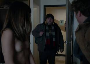 nichole bloom topless before class on shameless 5940 17