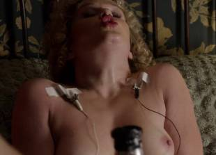 nicholle tom topless vibrator on masters of sex 6280 16