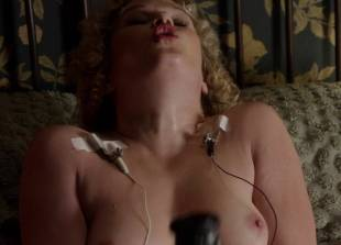 nicholle tom topless vibrator on masters of sex 6280 17