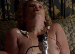 nicholle tom topless vibrator on masters of sex 6280 18