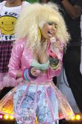nicki minaj nipple pops out on good morning america 6299 1