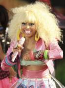 nicki minaj nipple pops out on good morning america 6299 18