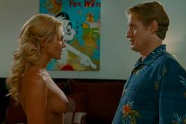 nicky whelan topless breasts seduce in hall pass 2227 12