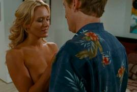 nicky whelan topless breasts seduce in hall pass 2227 20