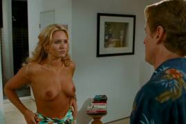 nicky whelan topless breasts seduce in hall pass 2227 4