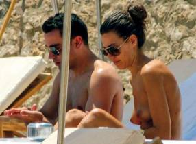 nuria cunillera topless for honeymoon with xavi 4896 7